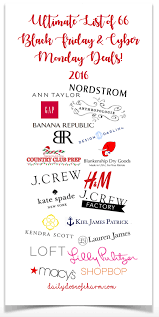 j crew factory black friday sale ultimate black friday and cyber monday cheat sheet 66 different