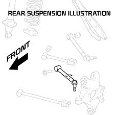 lexus awd or rwd rear adjustable toe arms fit lexus is250 is350 06 13 xe20 rwd