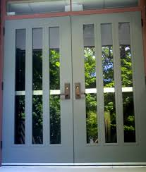 Metal Front Doors For Homes With Glass by Exterior Metal Doors