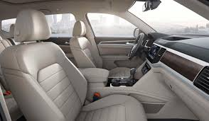 volkswagen tiguan 2018 interior the 2018 volkswagen atlas finally solves vw u0027s america problem