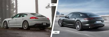 porsche stinger price 2017 porsche panamera old vs new compared carwow