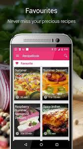 recipe apk recipe book app install free apk 9apps