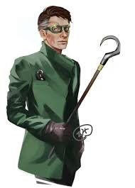Riddler Meme - perditionxroad i begin and have no end and i end all that