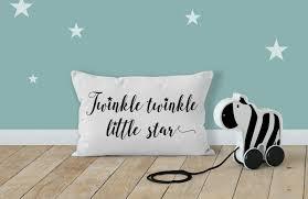 twinkle twinkle little star pillow nursery pillow star nursery twinkle twinkle little star pillow nursery pillow star nursery baby shower gift baby boy baby girl newborn gift baby decor
