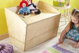toy box and bench wood magazine