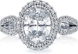 tacori halo engagement rings tacori oval halo engagement ring ht2518ov