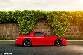 mazda rx7 form function 454rwhp mazda rx7 stancenation form