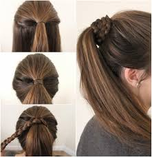 cute ponytail hairstyles for medium hair different ponytail