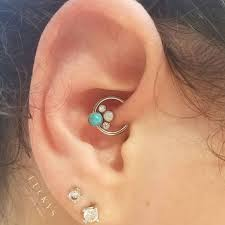 starter earrings s different types of ear piercings the complete list