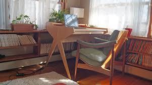 Cheap Modern Desk Is My Mid Century Modern Desk An Homage Or A Cheap Knock Make