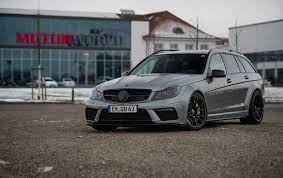 mercedes c63 wagon the mighty 770 hp supercharged mercedes amg c63 wagon