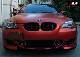 matte red bmw submitted by solidsnakem9