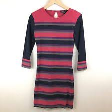 french connection stripes short sleeve dresses for women ebay