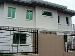 two story house designs simple 2 story house plans lovely storey design philippines home