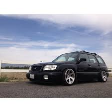 bagged subaru forester lowered foresters page 66 nasioc