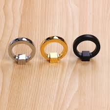 Brass Handles For Kitchen Cabinets by Online Get Cheap Cabinet Knobs Handles Rings Aliexpress Com
