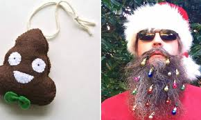 beard ornaments 7 beat christmas decorations that will leave you so inspired