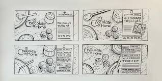 Kitchen Design Process Chocolate At Home Branding U0026 Packaging Design Toast Design
