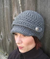 free pattern newsboy cap pattern crochet newsboy cap buffalo gal woman s by prairiedogarts