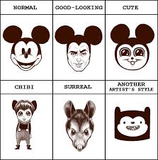 Mickey Meme - mickey style meme by zacharyxbinks on deviantart