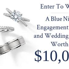 win a wedding ring win a 10 000 wedding band diamond sweeps