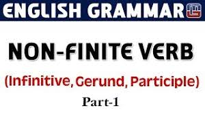 nonfinite verb resource learn about share and discuss nonfinite
