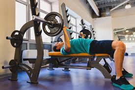 Machine Bench Press Vs Bench Press Alternative Exercises For Bench Pressing Livestrong Com