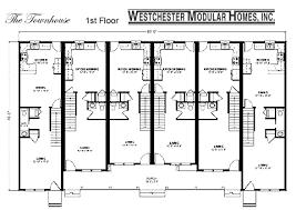 modular multi family townhomes westchester modular