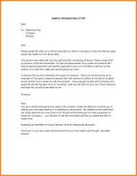 11 writing a letter of resignation nurse resumed
