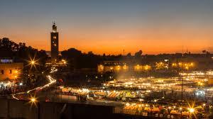 Marrakech Map World by The Famous Souk District Of Marrakech Marrakech Riad