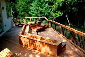 deck planter bench plans wooden plans trestle dining table plans