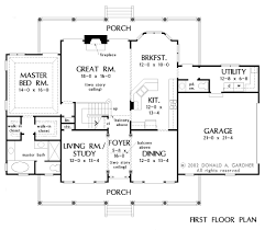 donald gardner floor plans the southerland house plan images see photos of don gardner house