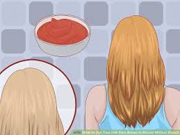 How To Lighten Dark Brown Hair To Light Brown 3 Ways To Dye Your Hair From Brown To Blonde Without Bleach