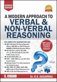 a modern approach to verbal u0026 non verbal reasoning by r s aggarwal