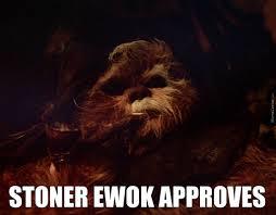 Ewok Meme - stoner ewok approves by djbrace meme center