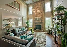 Warrington Glen The Astor Home Design - Two story family room