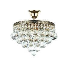 Semi Flush Mount Ceiling Light Semi Flush Chandeliers Crystal Gala 4 Light Semi Flush Ceiling