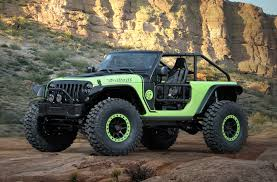 jeep safari white hellcat powered wrangler heads to moab for 2016 easter jeep safari