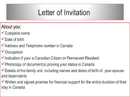 best ideas of invitation letter for super visa canada for download
