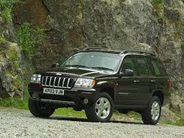 jeep grand cherokee uk 2003 picture 4 of 15