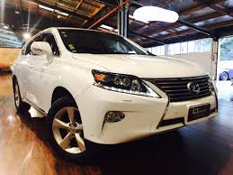 lexus parts new zealand 2012 lexus rx 450h l version 4wd brown leather seats used car