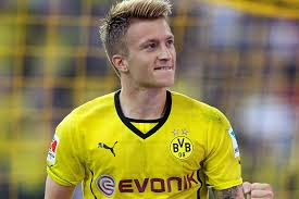 Marco Reus Hairstyle Marco Reus One Of The Most Coveted Midfielders In The World