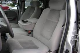 F150 Bench Seat Replacement 2001 F150 Supercrew Crew Cab Seat Covers Precisionfit