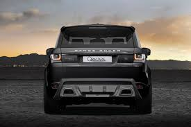 silver range rover 2015 caractere exclusive tuning kits for range rover sport u0026 evoque