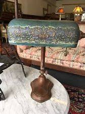 Antique Handel Desk Lamp Handel Lamp In Decorative Arts Ebay