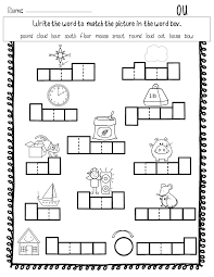 diphthongs ou ow word work the way i teach pinterest word