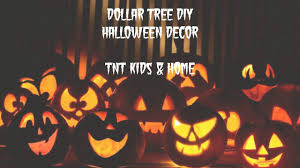 Diy Halloween Ornaments Dollar Tree Diy Halloween Decor Youtube