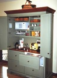 armoire hospitality centers u0026 working pantries yestertec kitchen