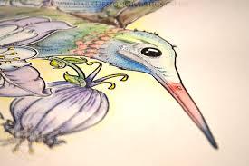 beautiful hummingbird tattoo download dark design graphics