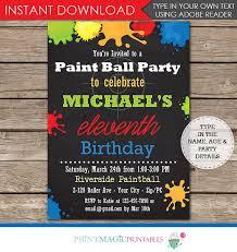 best 25 paintball birthday ideas on pinterest paintball